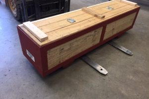 Custom Reuseable Shipping Crates